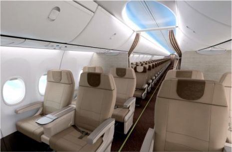 China Eastern Boeing 737-800 Business Class